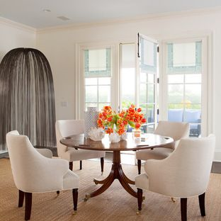 Latest From Houzz Tips From The Experts Modern Window Treatments Dining Room Table Centerpieces Transitional Dining Room