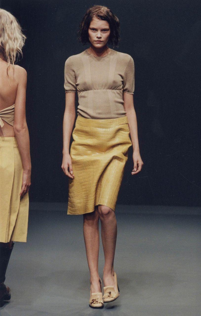 006c160b5323 SS 1999 Womenswear | Item in 2019 | 1999 fashion, Fashion, Prada spring