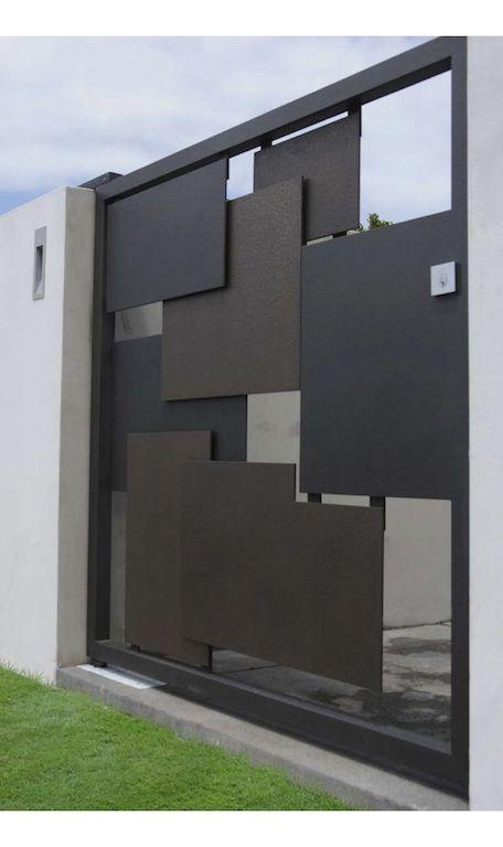 Doors•Gates•Fence Art   Iron Waves