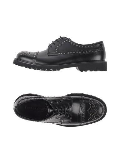 EMPORIO ARMANI Laced Shoes. #emporioarmani #shoes #laced shoes