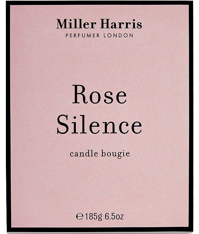 MILLER HARRIS - Rose Silence limited edition scented candle 185g | Selfridges.com