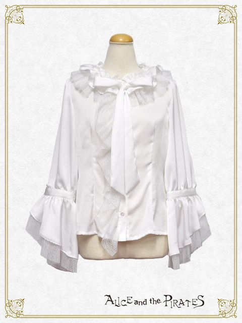 Alice and the Pirates Little Prince Papillon blouse