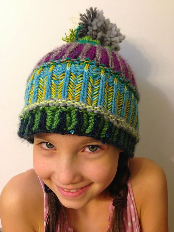 d7d2d6c00ac27 Free knitting pattern for Syncopation Adoration Hat by Stephen West -  Syncopation Adoration Hat by Stephen West Stephen West is an amazing  designer and it s ...