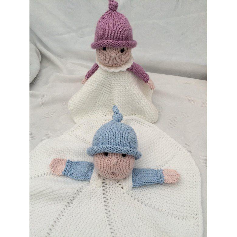 Midi Cuddles Blankets Knitting pattern by Gypsycream ...