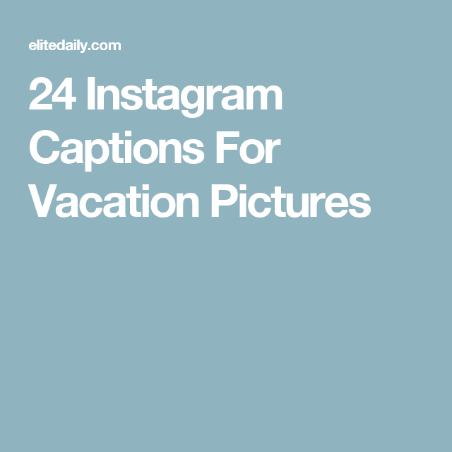 Family Holiday Quotes For Instagram