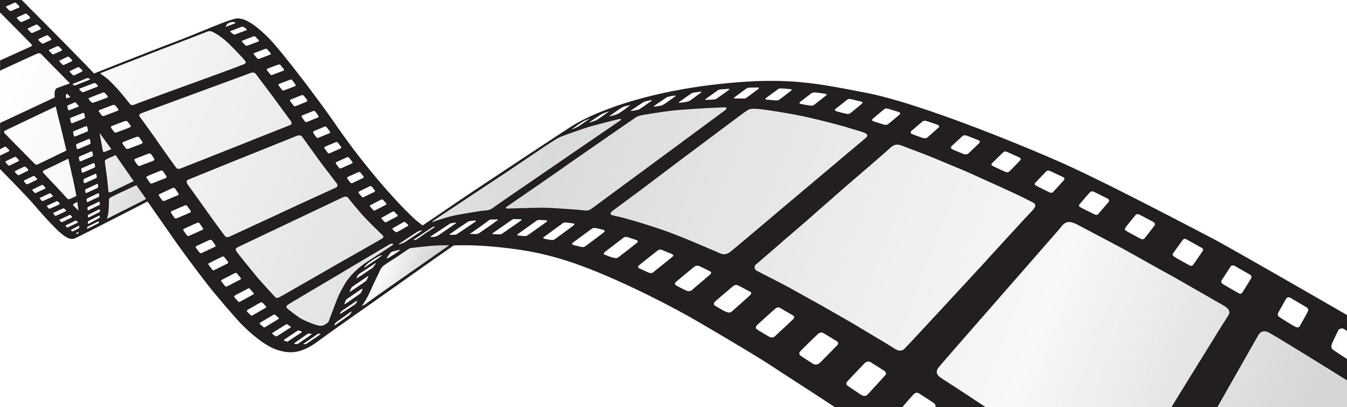 Movie Reel Silhouette