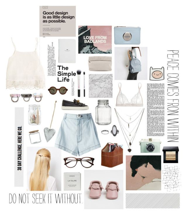 """""""that's me"""" by isabella-singery on Polyvore featuring mode, Boska, Orelia, Topshop, Christopher Kane, K.A. Weiste Oy, Swell, Byredo, Crate and Barrel et Illesteva"""
