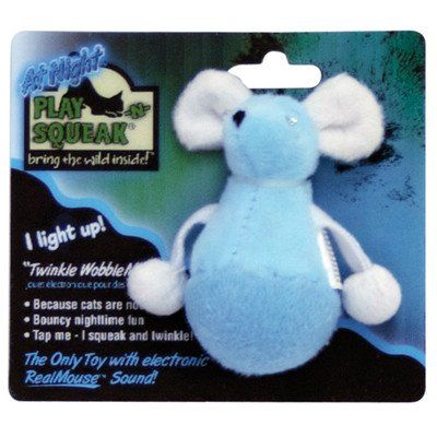 Playnsqueak At Night Cat Toy Color Wobble Mouse This Is An Amazon Affiliate Link Want Additional Info Click On The Image Cat Toys Pet Mice Pet Toys