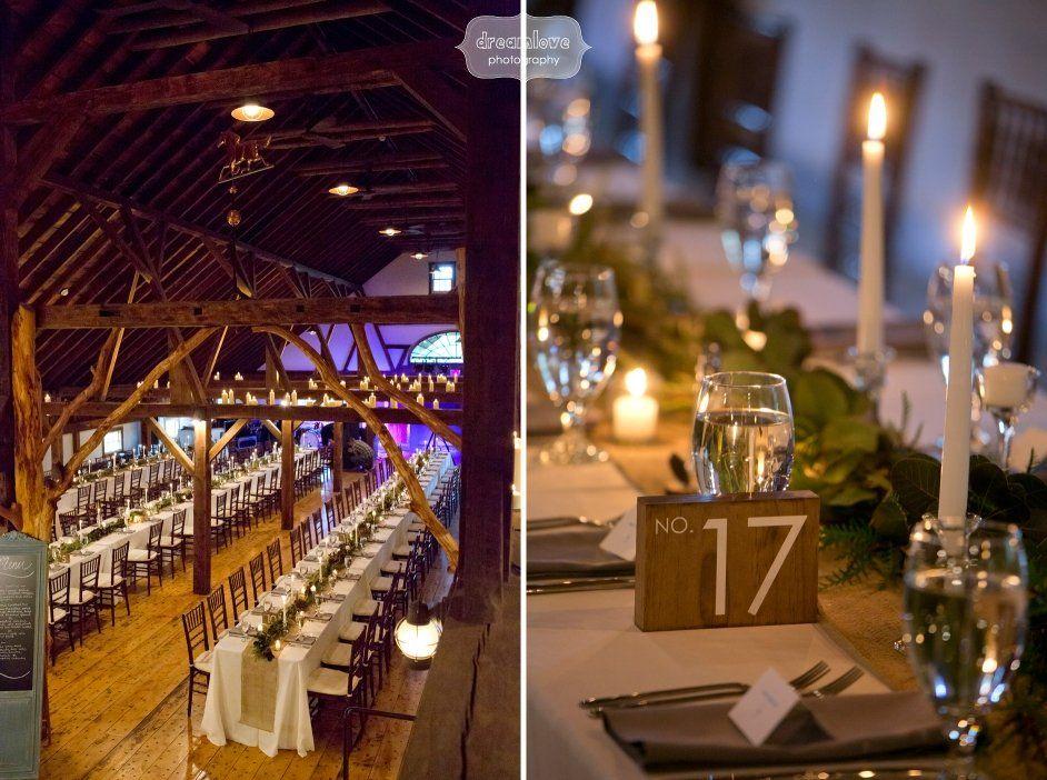 Barn Wedding at Riverside Farm in VT - Christina & Ryan