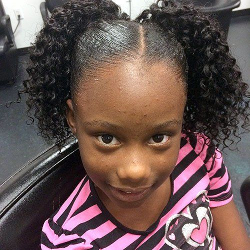 Pin On Infant Tdlr Big Girl Hair Styles
