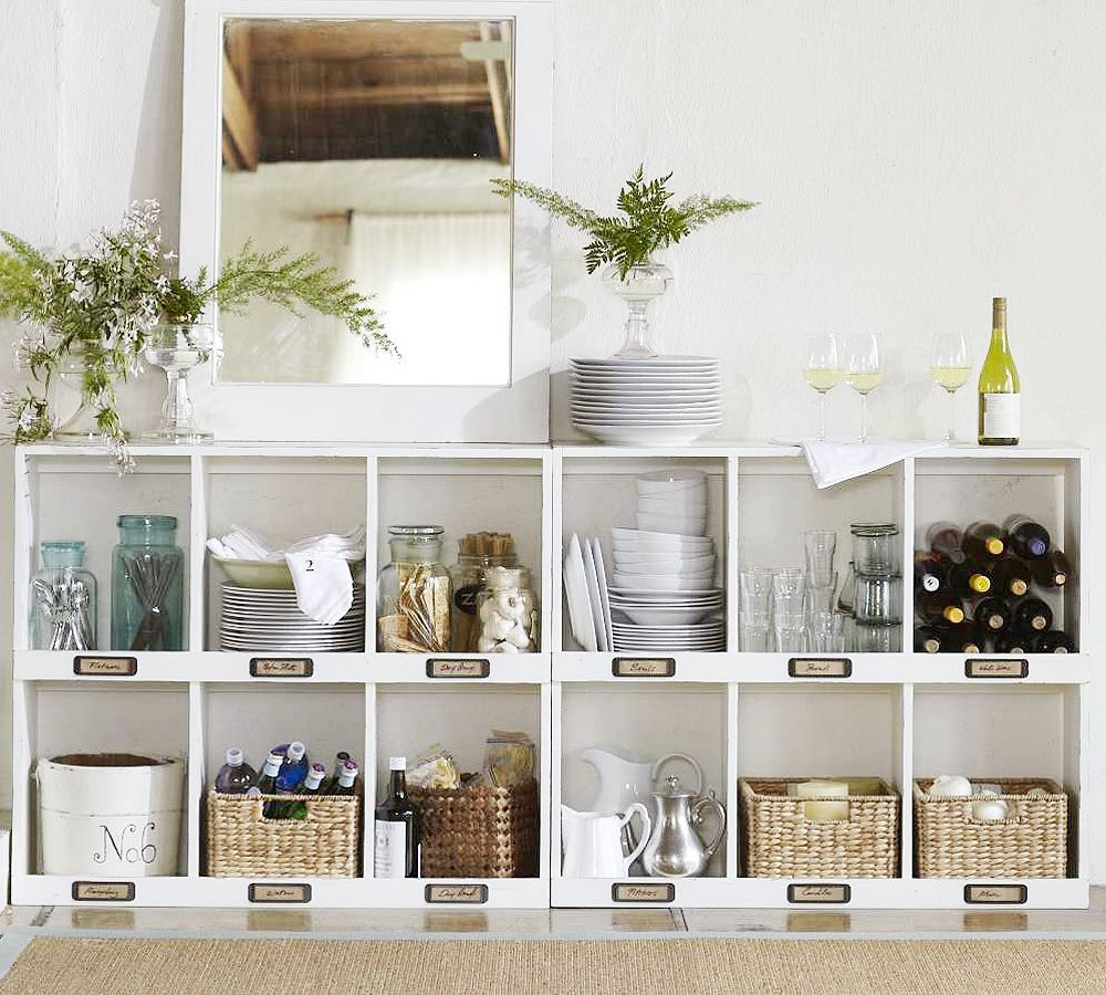 Pottery Barn Kitchen | Pottery-Barn-Kitchen-Storage.jpg | Our new ...