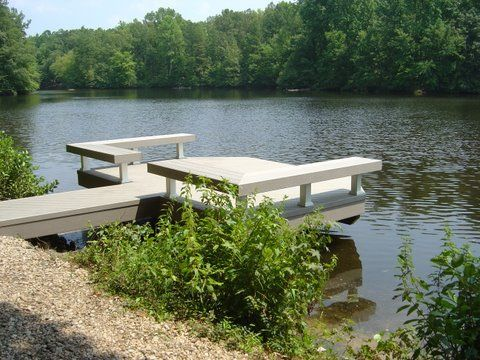 Pond dock designs we are a certified marine contractor for Pond pier plans