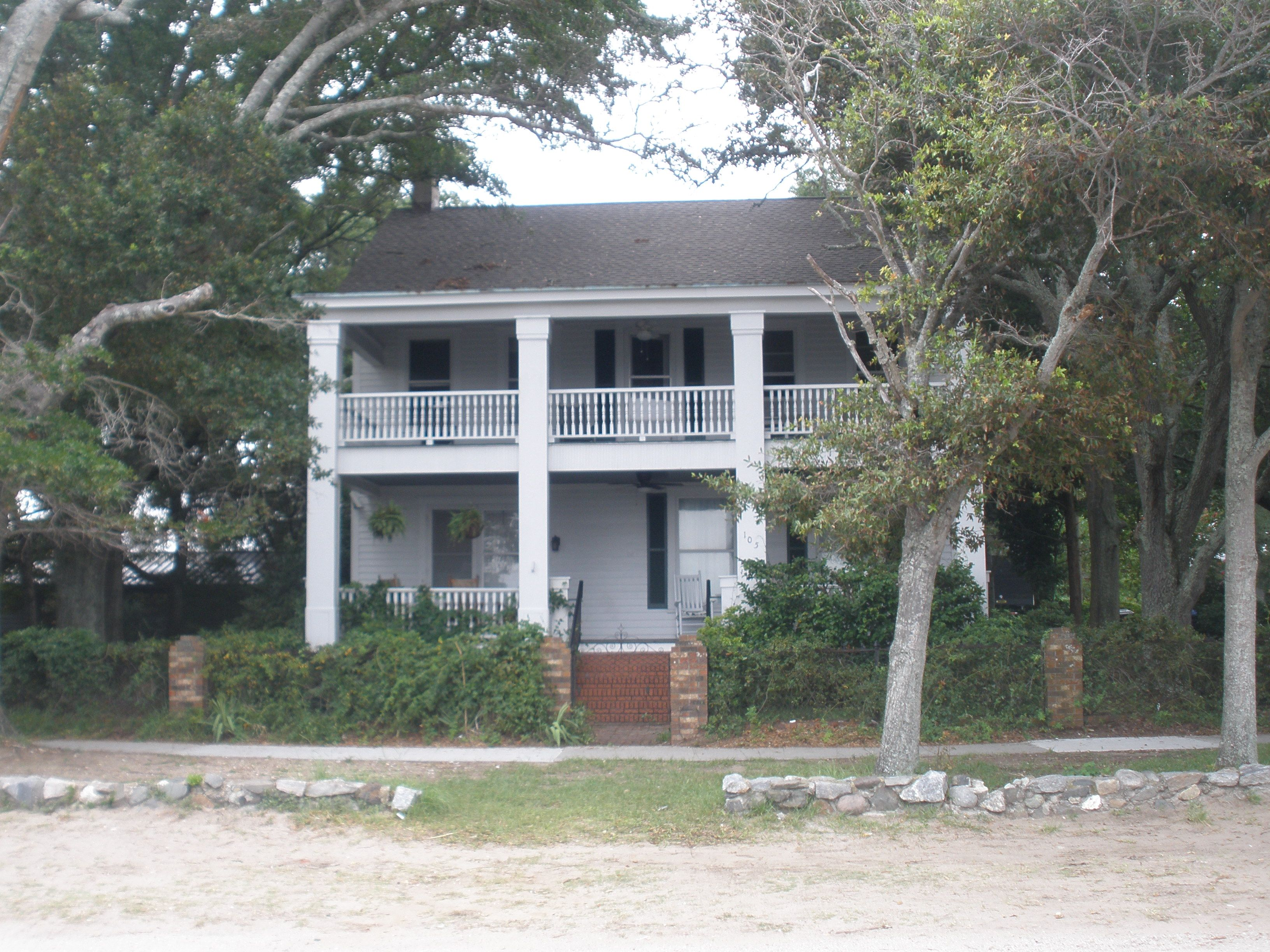Big Jim S House From The Tv Show Under The Dome Oak Island Under The Dome House