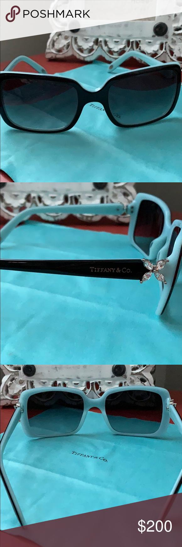49d5828bba0f Tiffany   Co. Sunglasses (Authentic) Original Tiffany   Co. sunglasses