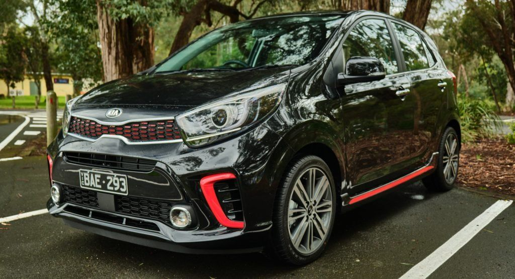 Driven 2019 Kia Picanto Gt Line Is Quite A Little Charmer Kia