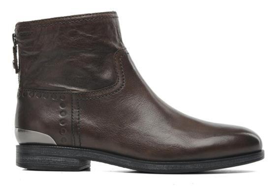 Geox D DALYA B D44G4B (Marron) Bottines et boots chez