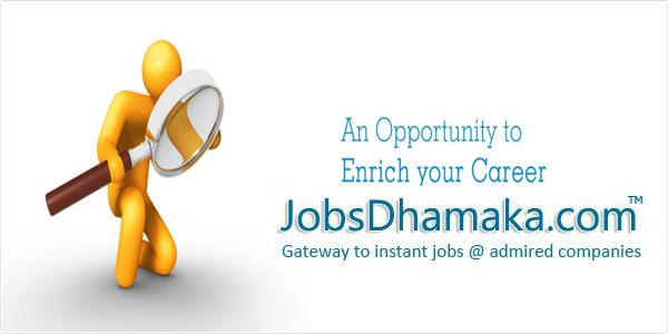 Jobsdhamaka is jobs portal for Consultant Job and also providing