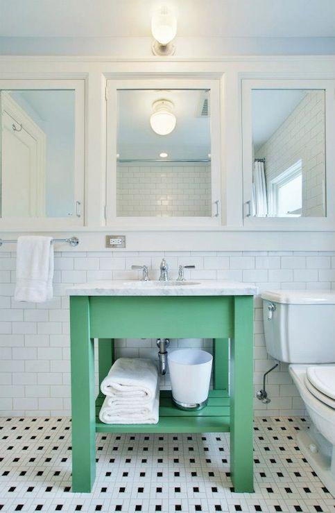 eine schöne, leuchtende Farbe Badezimmer - farbe für badezimmer