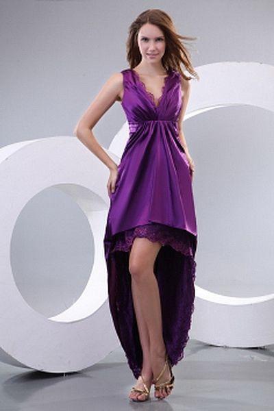 A-Line Liebsten Organza Berühmtheit Kleid kv2525 - Silhouette: A ...