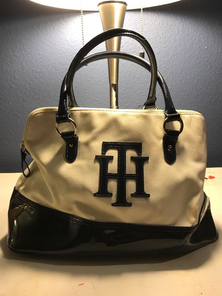 d6464bae37 Tommy Hilfiger Purse - White and Blue #fashion #clothing #shoes  #accessories #womensbagshandbags (ebay link)