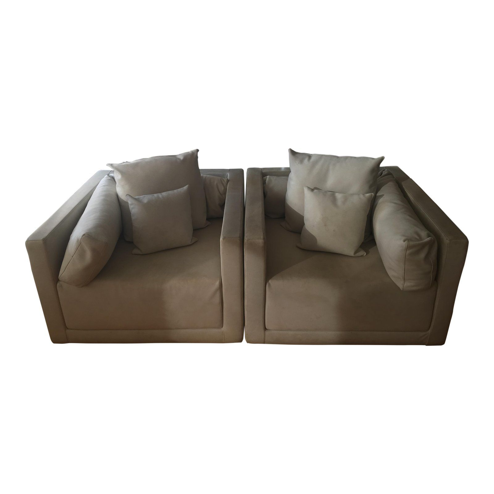 Armani Casa Sydney Chairs A Pair For Sale Chair And Ottoman Set Italian Armchairs Chair