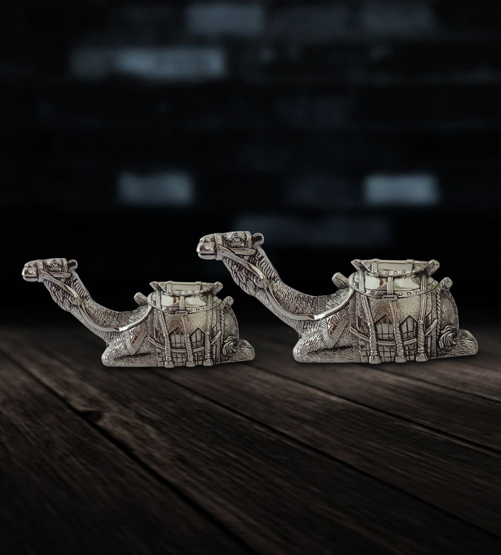 Camel Sitting Pair Buy Gifts Online India Lifestyle Gift