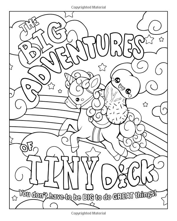 Amazon The Big Adventures Of Tiny Dick Adult