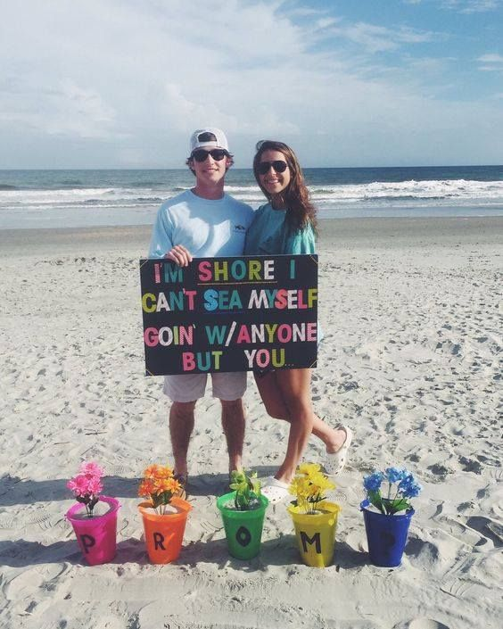Upgrade Your Summer Date With A Sizzling Promposal