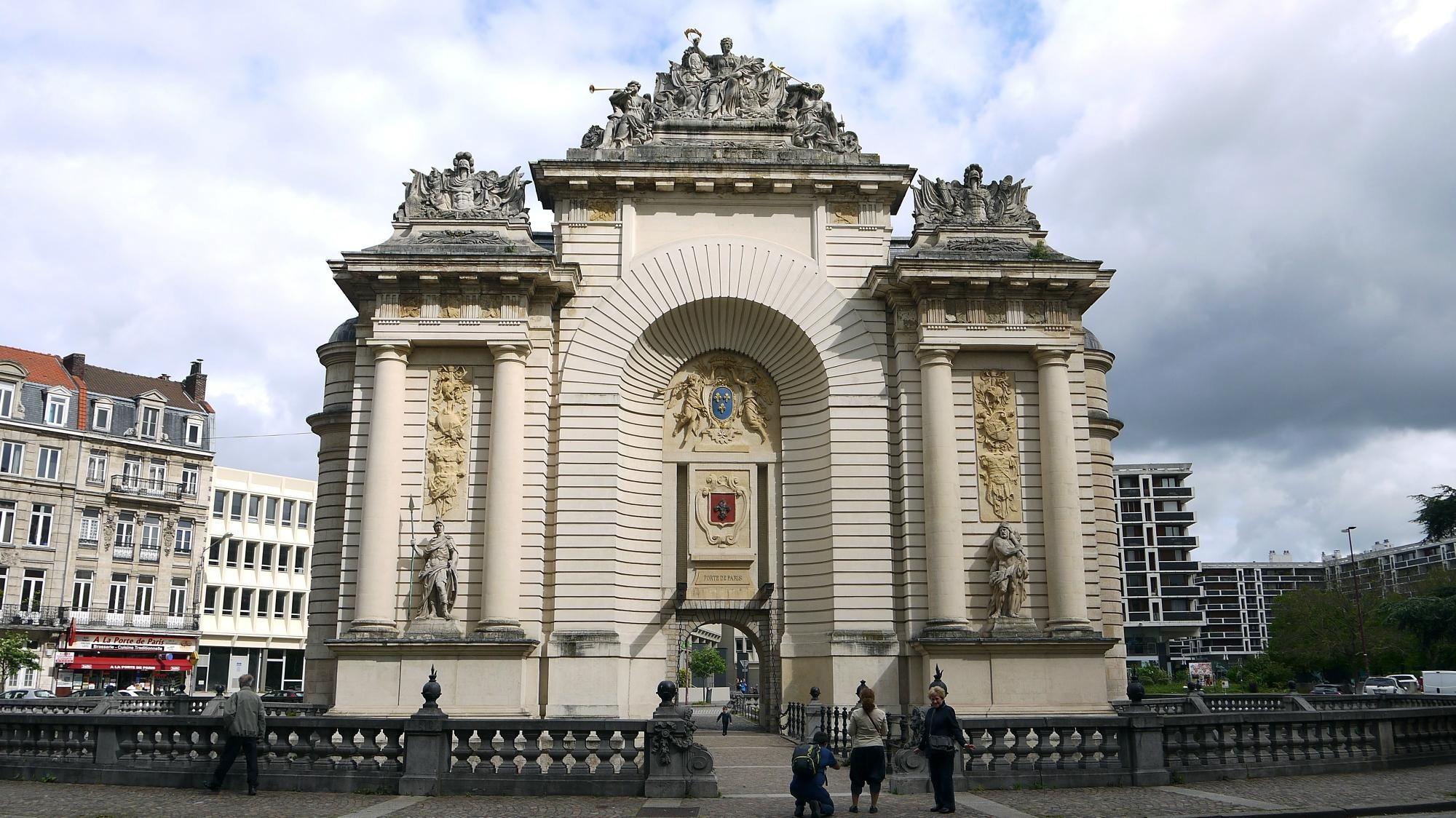 Porte De Paris Lille 2018 All You Need To Know Before You Go With Photos Tripadvisor Trip Advisor Lille De Paris
