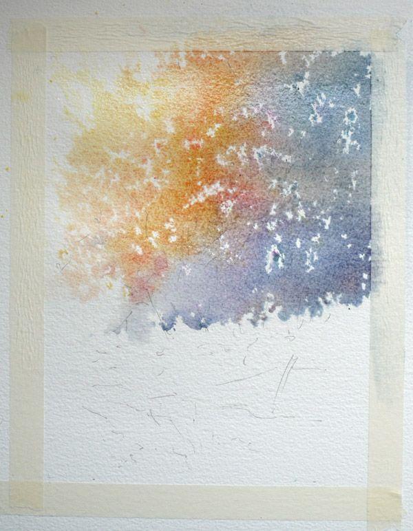 P1420888 Peintures A L Aquarelle Faciles Aquarelle Et Comment