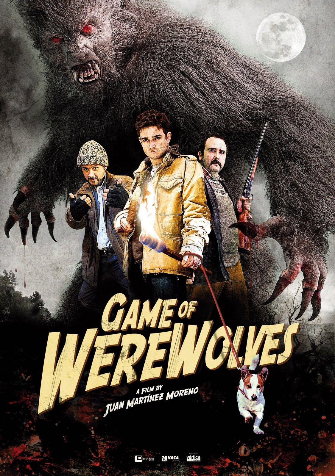 """Lobos de Arga,"" or game of werewolves, is a spanish"