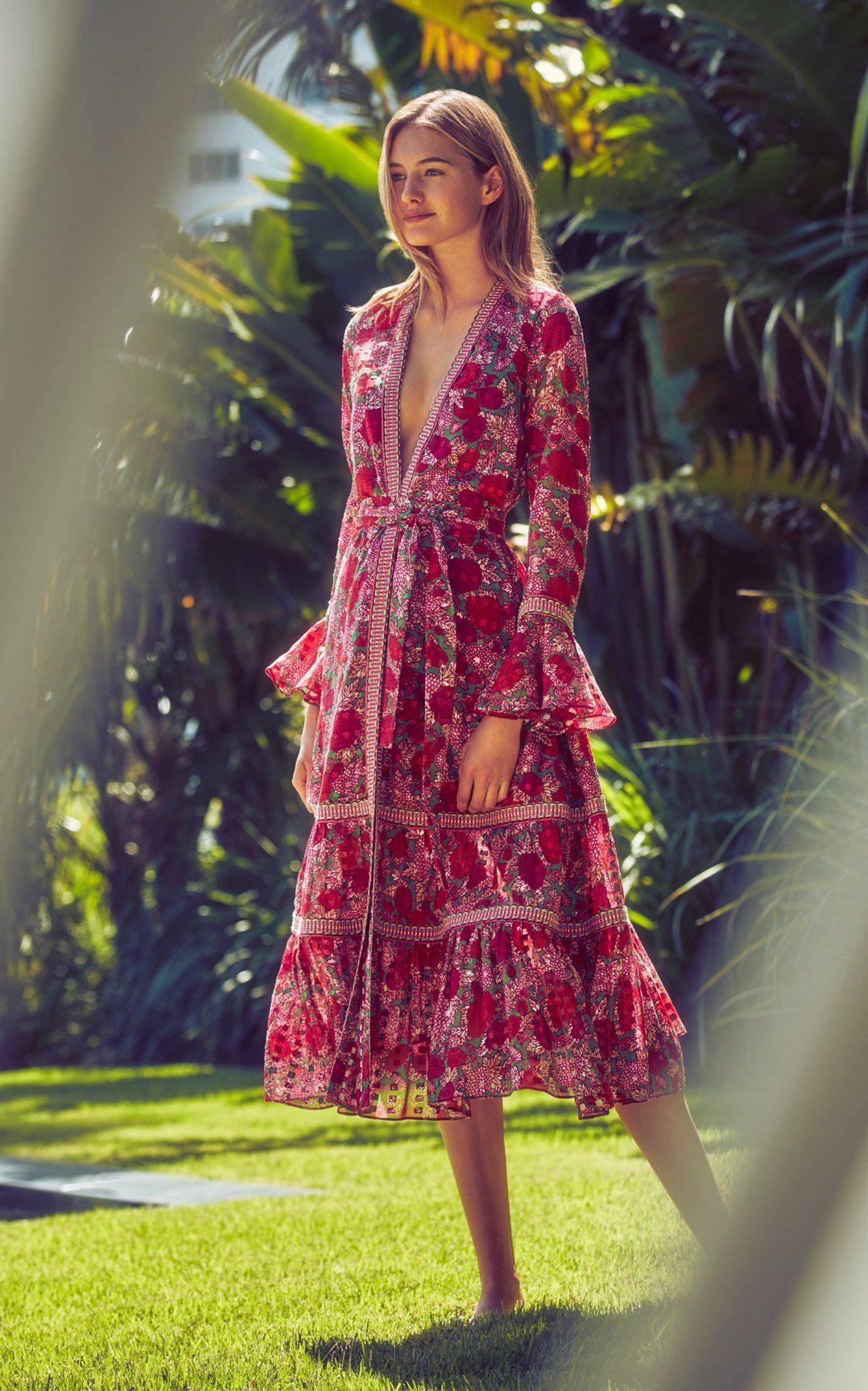 Marcas Long Sleeve Printed Midi Dress By Alexis Spring Summer 19 Moda Operandi Fashion Fashion Dresses Midi Dress Summer [ 1807 x 1128 Pixel ]