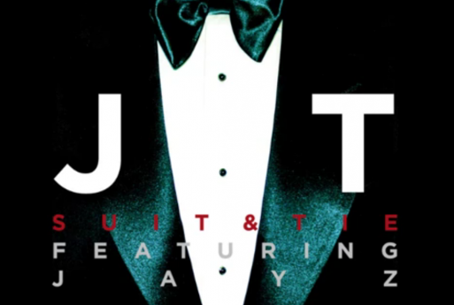 "Justin Timberlake Comeback with ""Suit & Tie"" featuring Jay-Z  + Suit & Tie (Remix) with Ryan Leslie"
