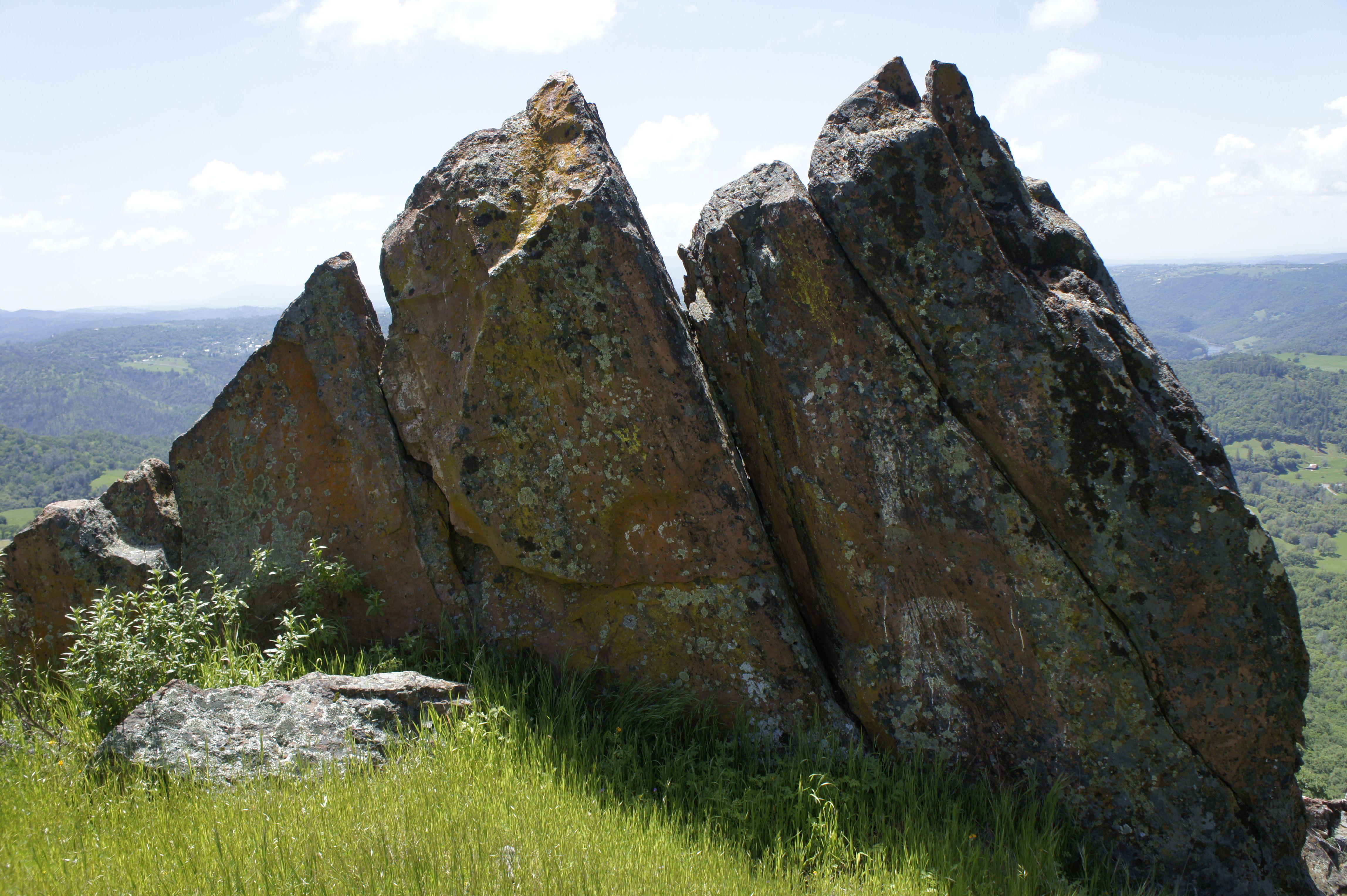 Amador california jackson butte mtn ancient photo number