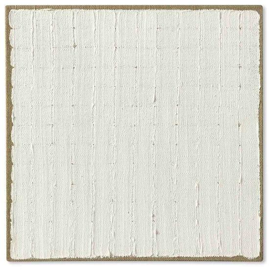 Auction Results Post War Contemporary Evening Christie S New York 05 2015 Ryman Artwork Monochromatic Artwork
