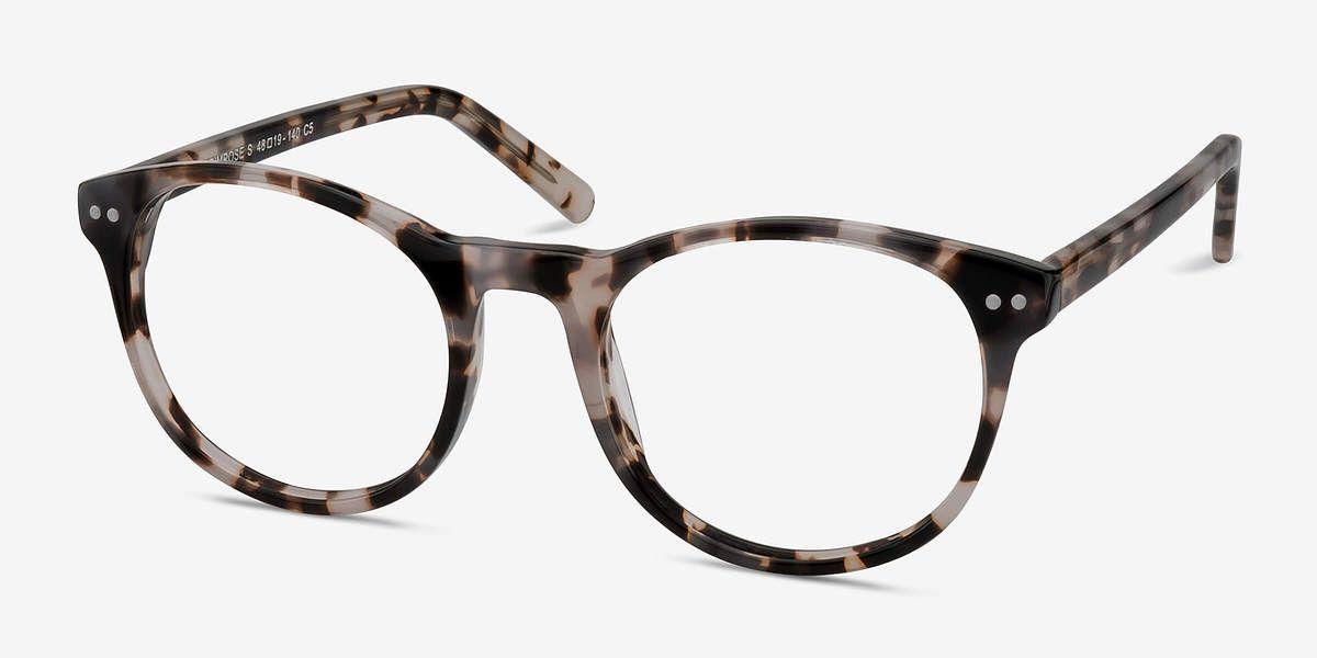 d08530d55dd27 Primrose Ivory Tortoise Acetate Eyeglasses from EyeBuyDirect. Exceptional  style
