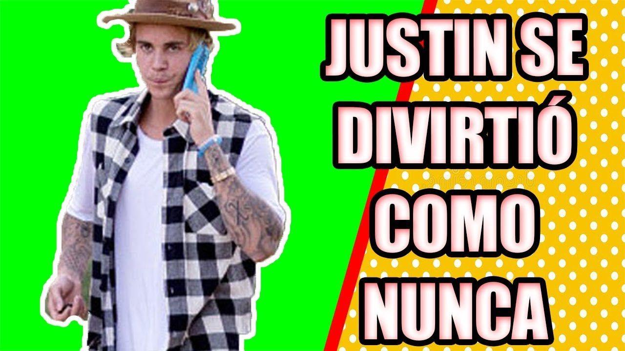 Angeles Azules Ponen A Bailar A Justin Bieber En Coachella L Video Los Angeles Azules Justin Bieber Coachella