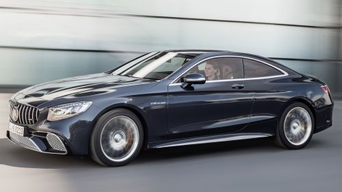 Prices Are In For The 2018 Mercedes Benz S Class Coupe And Cabrio