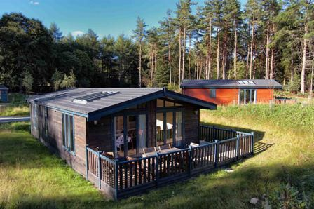 Blair Castle Woodland Lodges, Blair Atholl