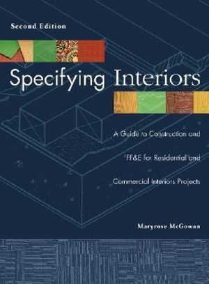 Specifying interiors   guide to construction and ff   for residential commercial projects also rh in pinterest