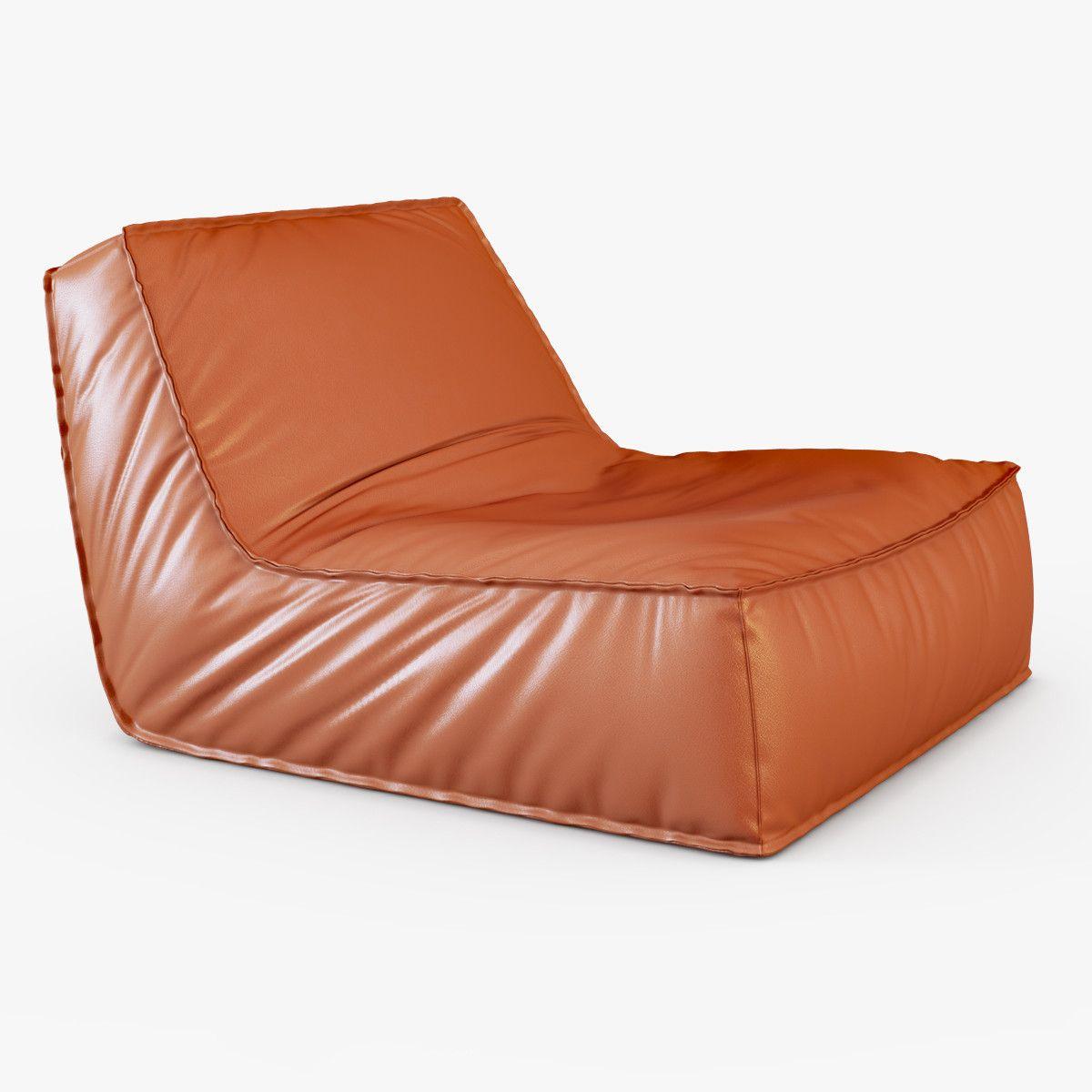 Max zoe lounge chair d model dmodeling pinterest