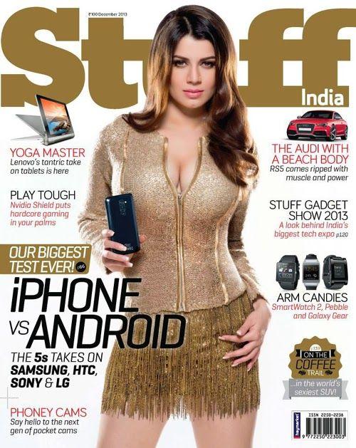 Stuff Magazine 2013 Kainaat Arora f...