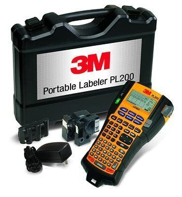 3M Portable Labeler Kit PL200K by 3M. $229.00. 3M PL200K PORTABLE LABELER KIT. Save 15%!