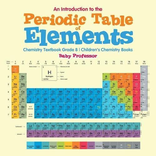 An Introduction to the Periodic Table of Elements  Chemi   - best of periodic table with atomic mass