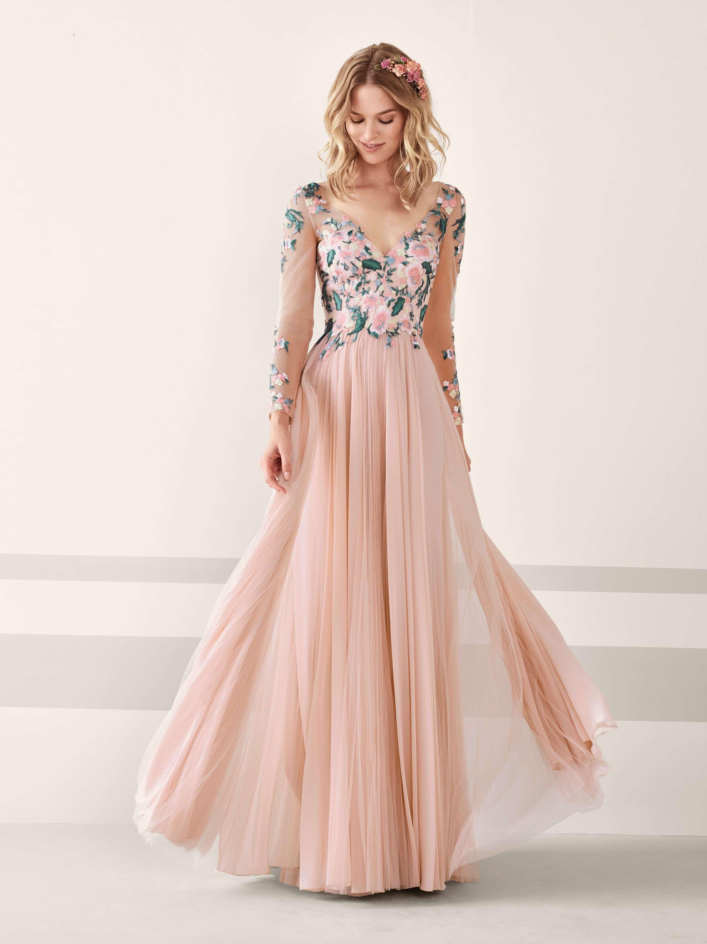 Vestidos de fiesta para 2019