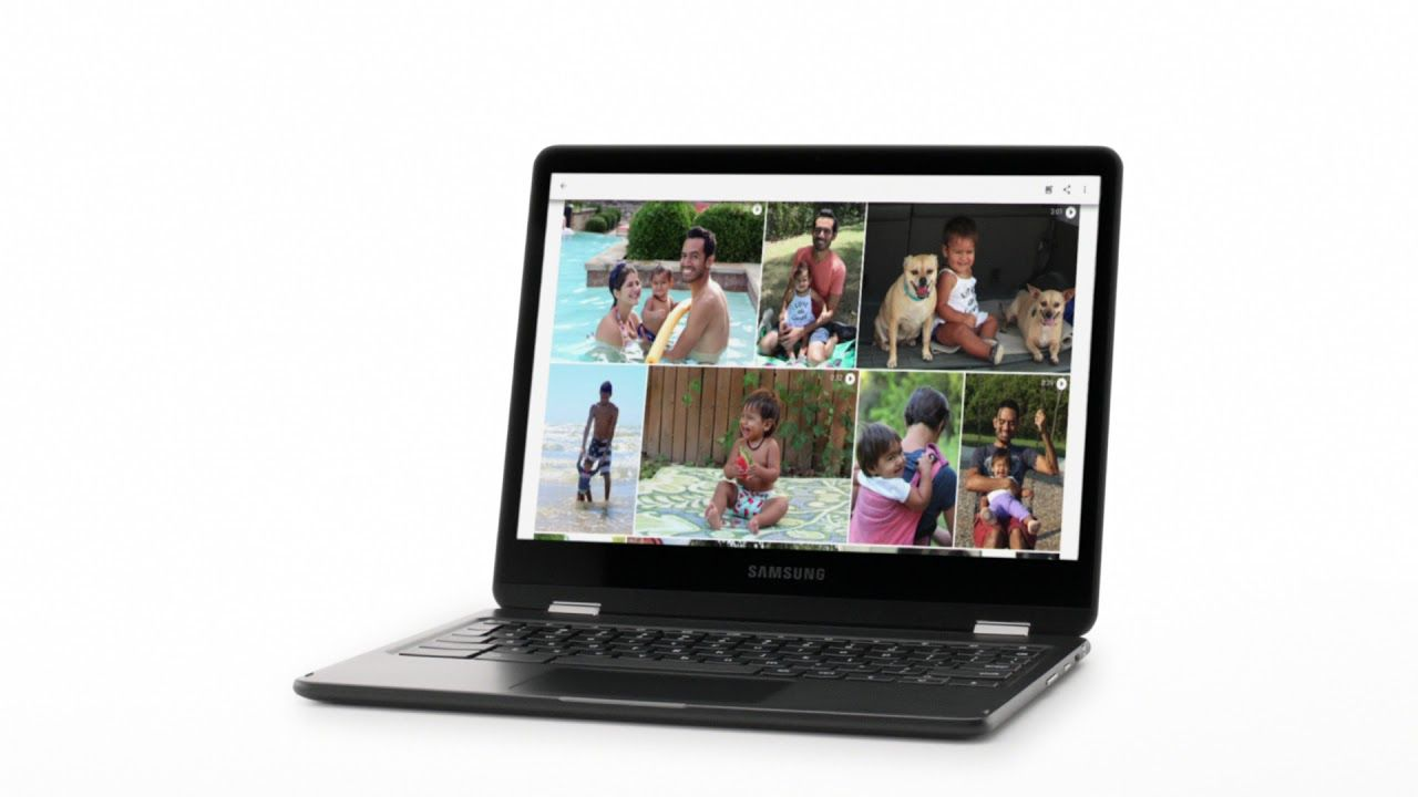 You Chromebook If you're over the old way of doing