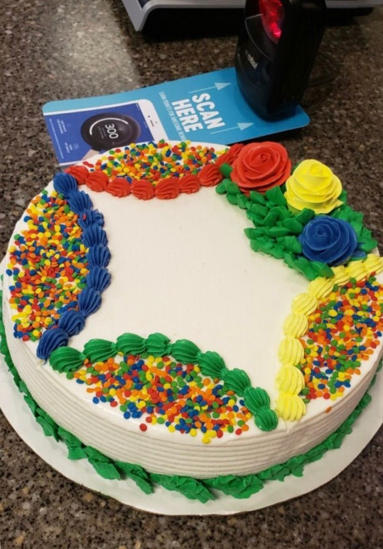Dairy queen cake by glo dairy queen cake queen cakes cake