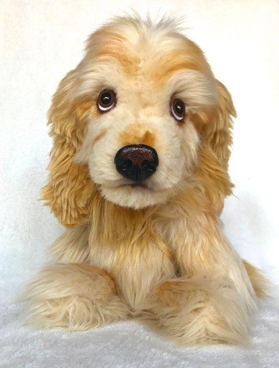 Realistic Animal Toy Pet Stuffed Animal Lifelike Toy