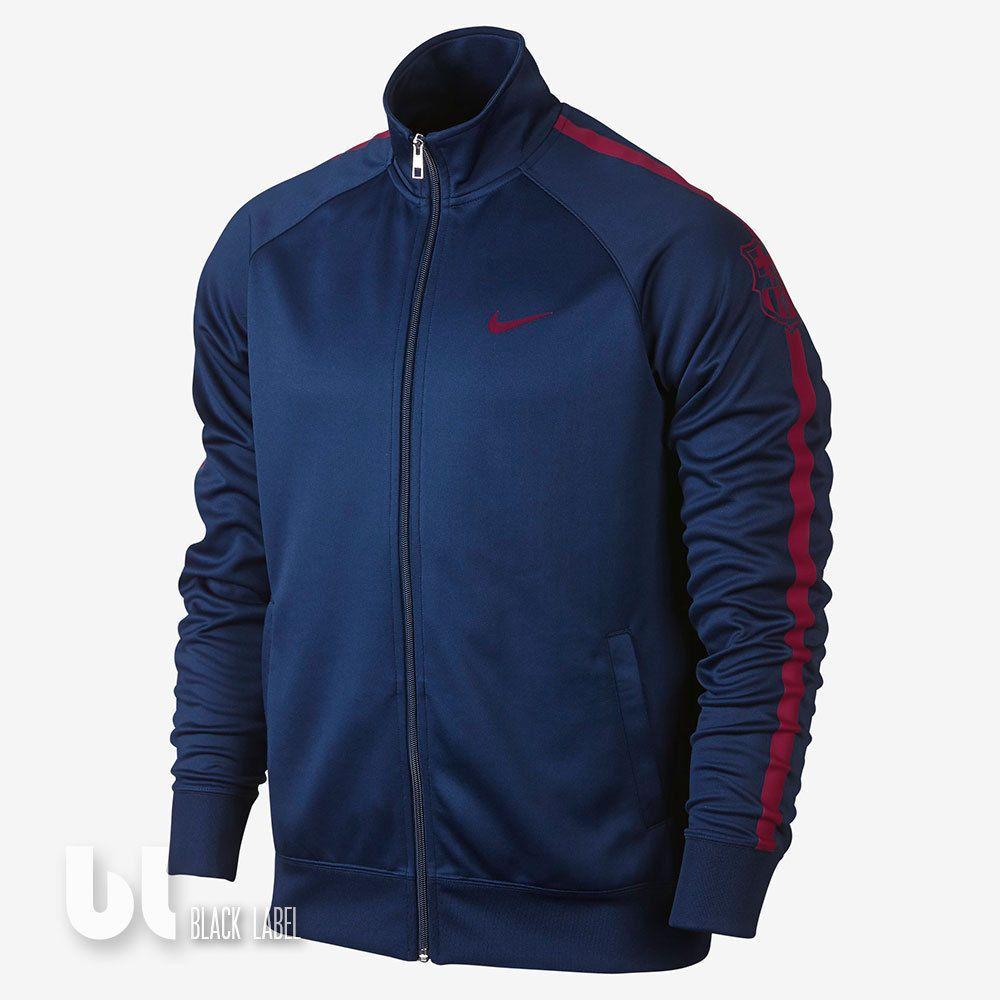 Nike Fc Barcelona Core Trainer Herren Track Jacke