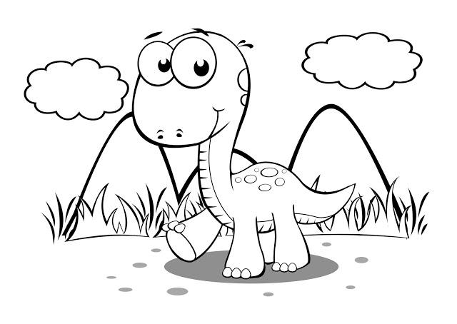 ชวนน องๆ มาระบายส ภาพไดโนเสาร Dinosour Coloring Pages For Kids แลกเปล ยนความร เก ยวก บก Dinosaur Coloring Pages Dinosaur Coloring Animal Coloring Pages